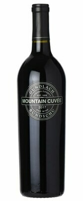 "* Gundlach Bundschu, ""Mountain Cuvee"", Sonoma Valley, 2017"