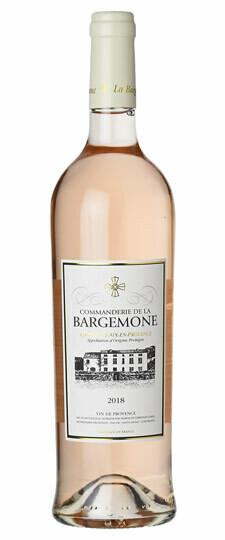 * Provence Rosé, Bargemone, Provence France, 2018