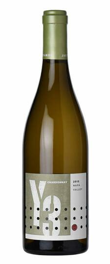 """* Chardonnay, Jax Vineyards, """"Y3"""", Napa Valley, 2016"""