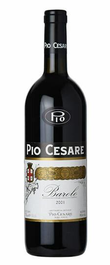 Barolo, Pio Ceasare, 2001