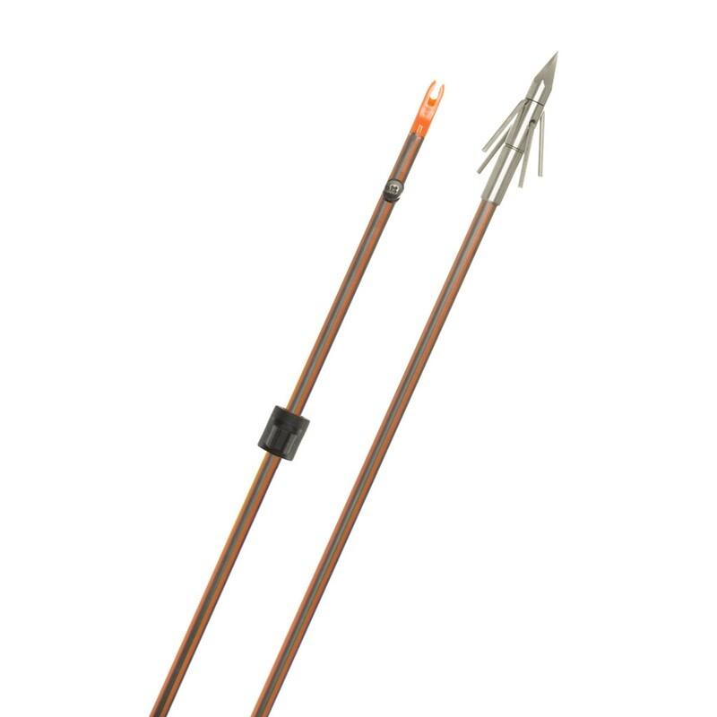 Fin Finder Hydro Carbon Il Arrow W/big Head Xtreme Point