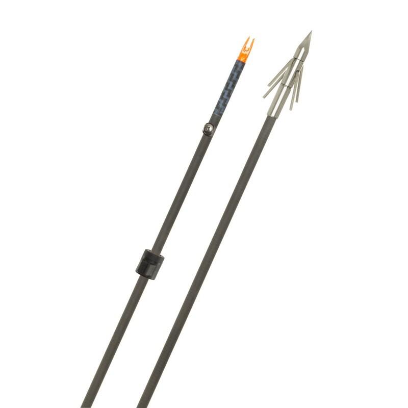 Fin Finder Undertow Arrow W/big Head Xtreme Point