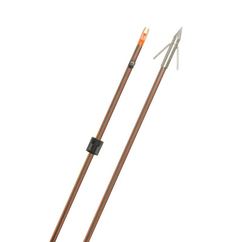 Fin Finder Hydro Carbon Il Arrow W/big Head Point
