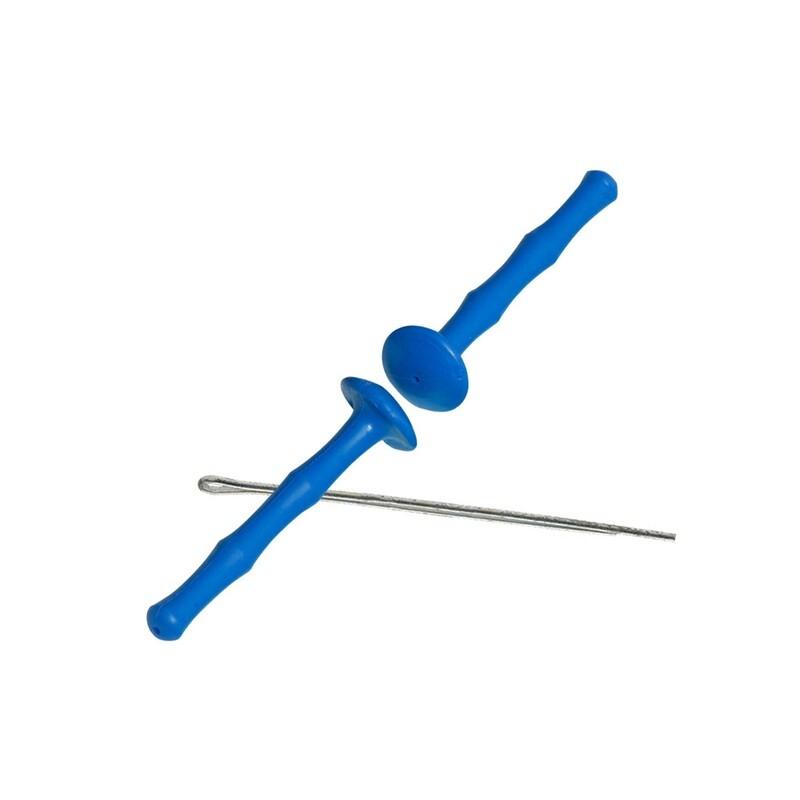 Fin Finder Hydroshot Finger Saver Blue 2 Pk.