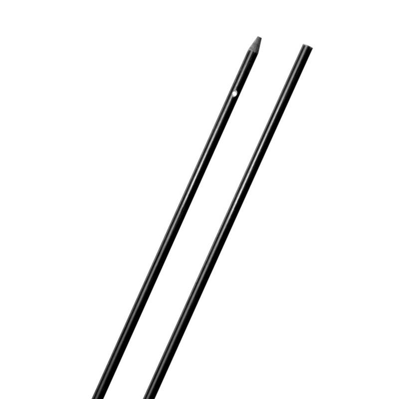 Fin Finder Raider Pro Arrow Shaft Black 32in.