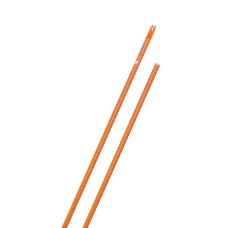 Fin Finder Raider Arrow Shaft W/nock Orange