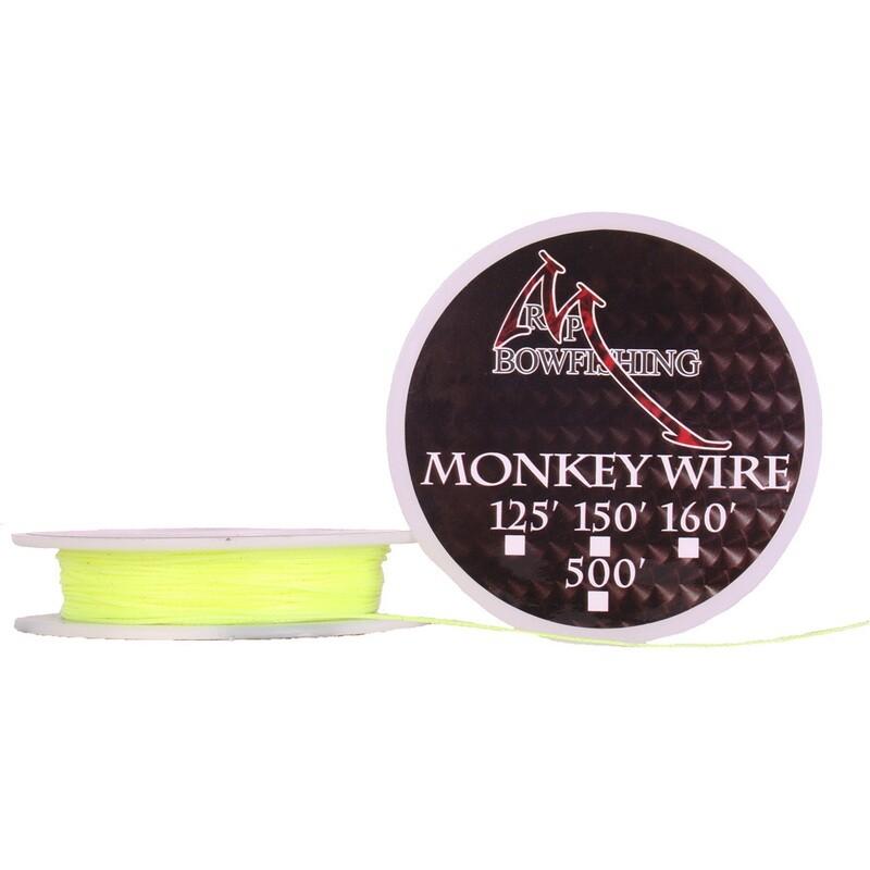 Rpm Bowfishing Monkey Wire 150 Ft.