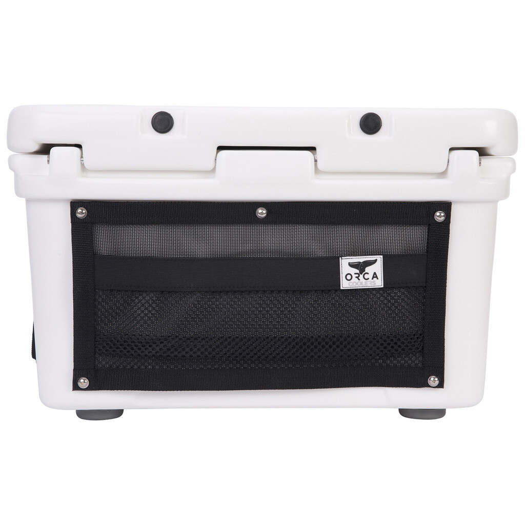 Orca Hard Sided Classic Cooler White 26 Quart