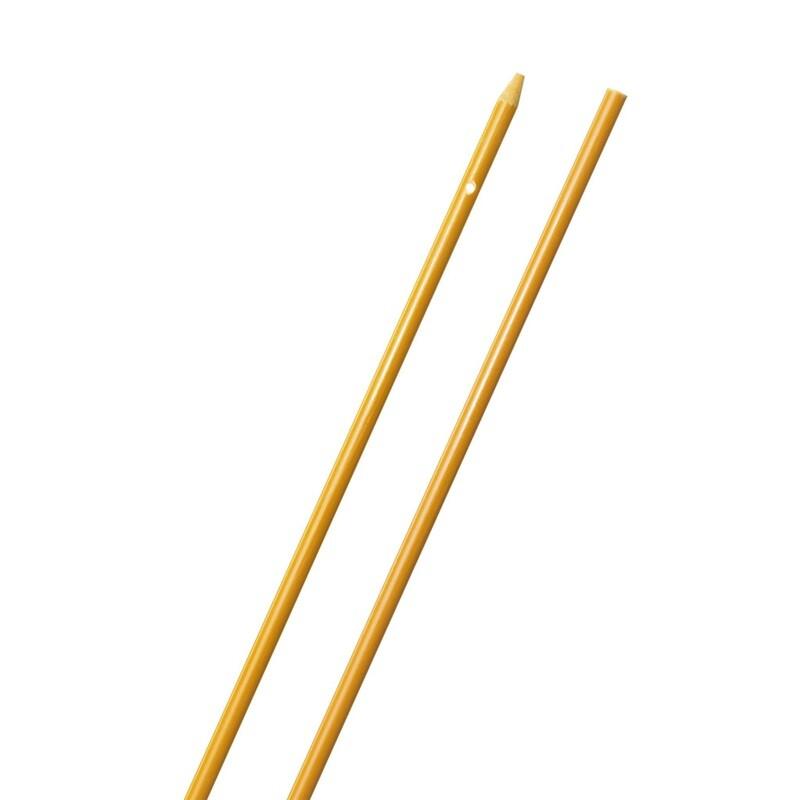 Fin Finder Raider Pro Arrow Shaft Yellow 32in.