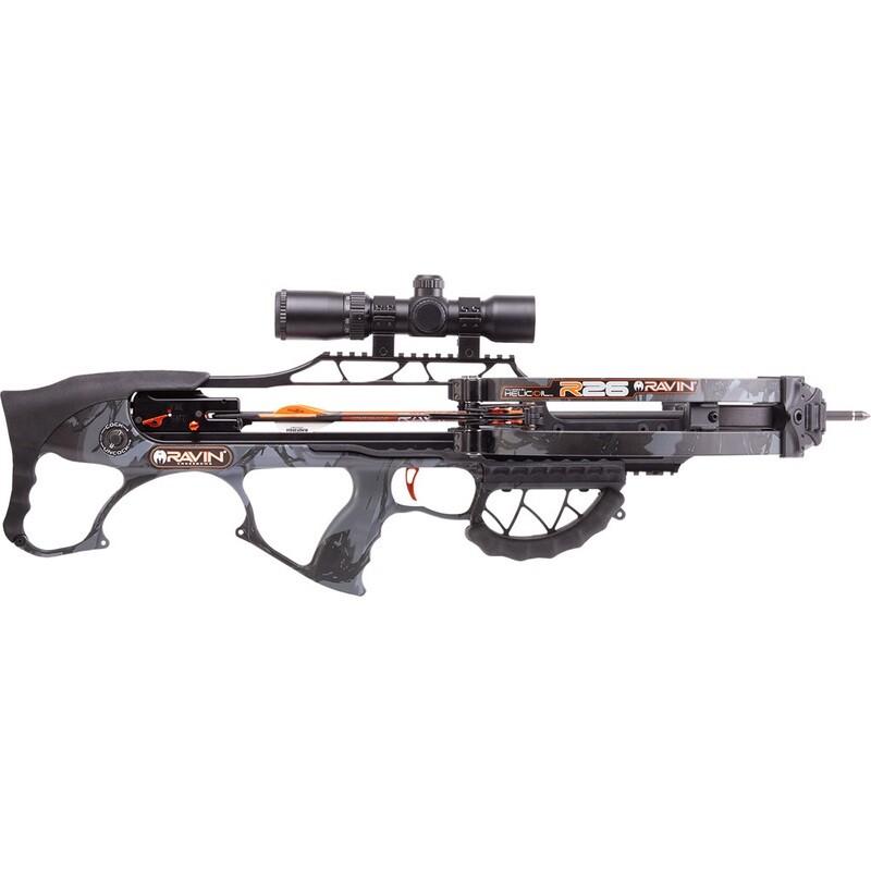 Ravin R26 Crossbow Package Predator Dusk Grey