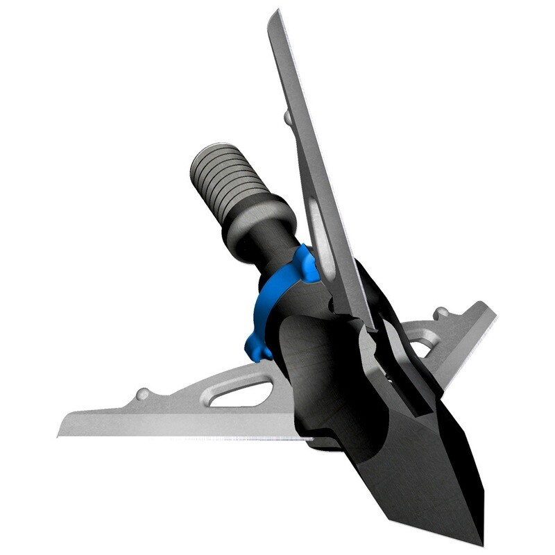 G5 Deadmeat Crossbow Broadheads 100 Gr. 3 Pk.