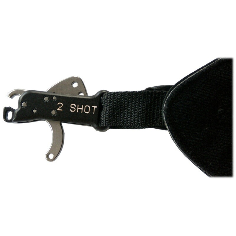 Carter Two Shot Release Buckle Strap