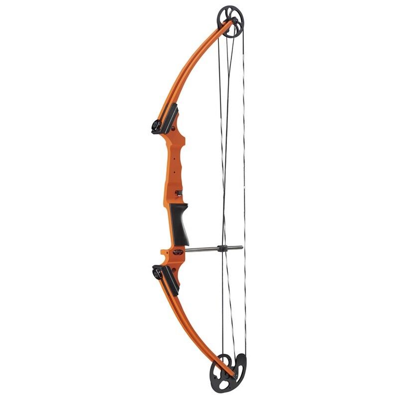 Genesis Bow Orange Rh