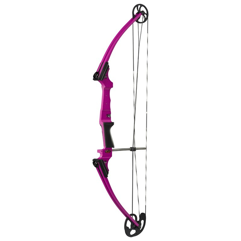 Genesis Bow Purple Lh