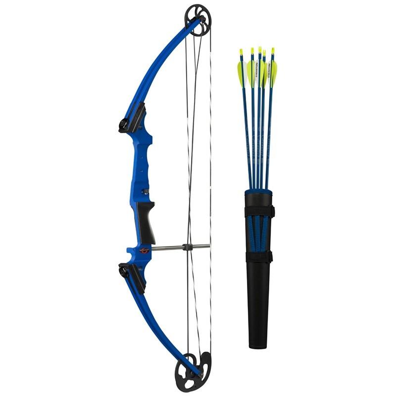 Genesis Bow Set Blue Lh