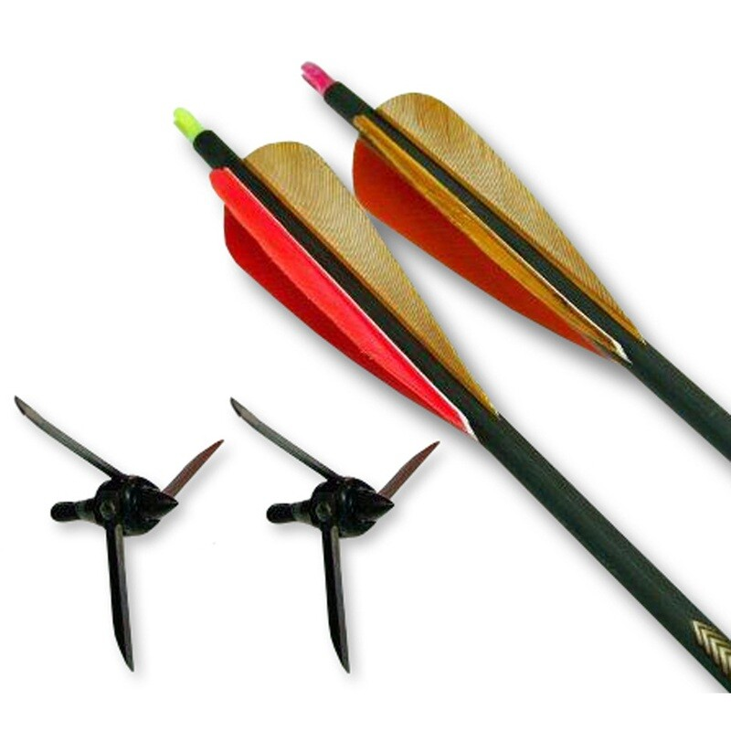 Magnus Bullhead Bow Kit 100 Gr.
