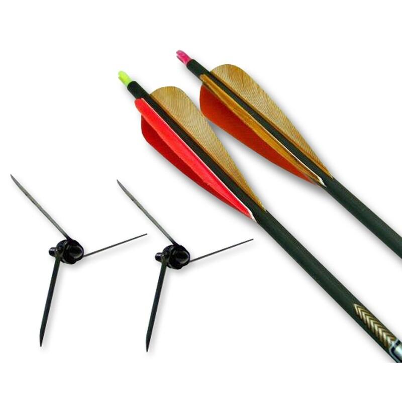 Magnus Bullhead Bow Kit 125 Gr.