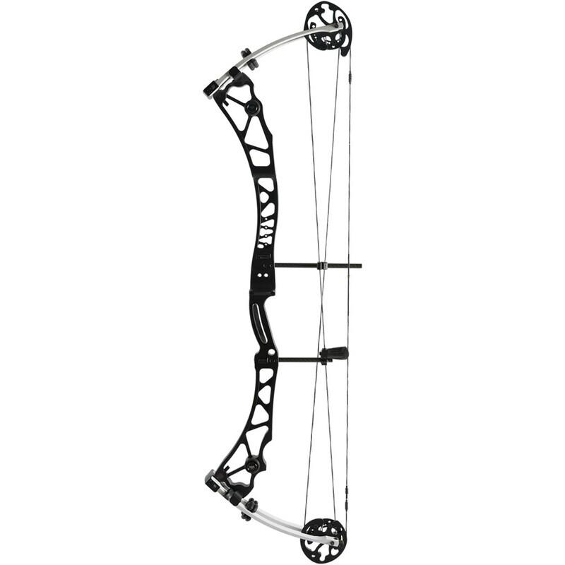 Martin Axxon 40 Ld Bow Black Riser/black Limbs 60 Lbs. Rh