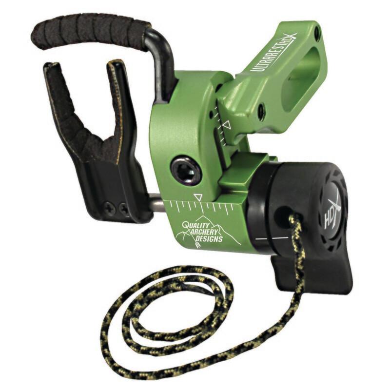 Qad Ultrarest Hdx Green Rh