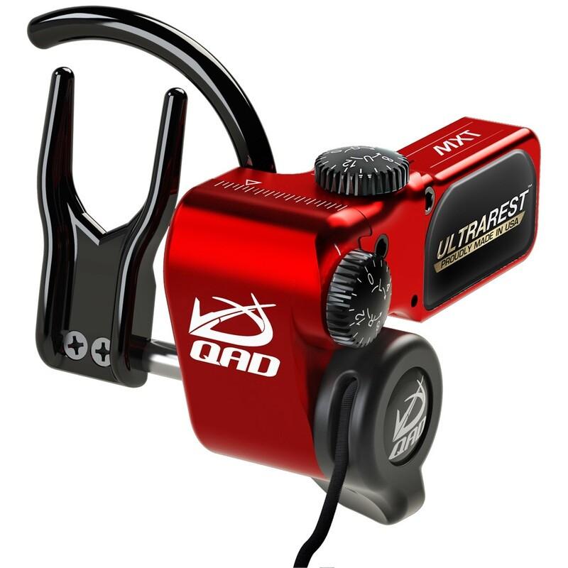 Qad Ultrarest Mxt Red Rh