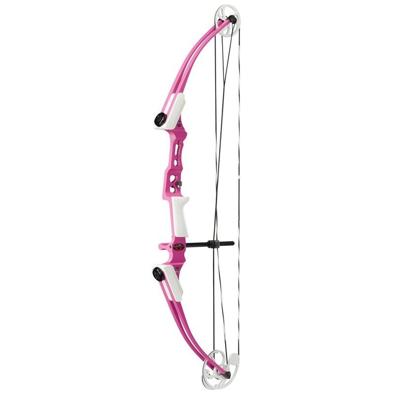 Genesis Mini Bow Pink Rh