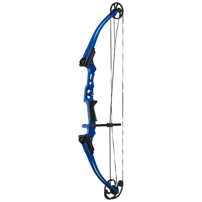 Genesis Mini Bow Blue Lh
