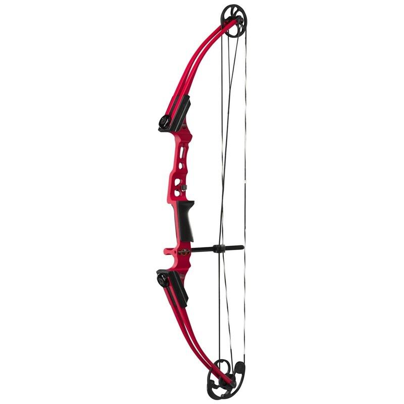 Genesis Mini Bow Red Lh