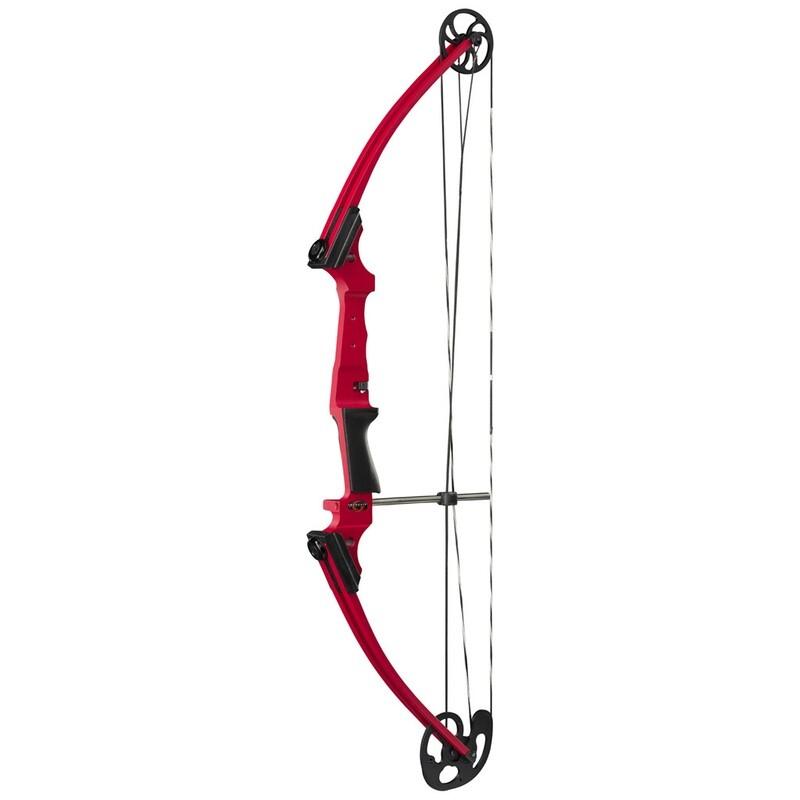 Genesis Bow Red Lh