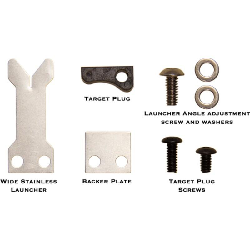 Hamskea Target Conversion Kit Wide Stainless
