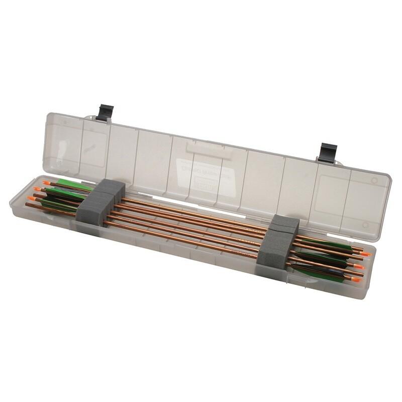 Mtm Compact Arrow Case Smoke