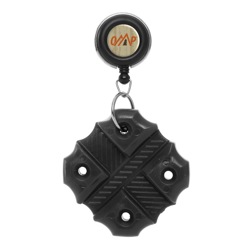 October Mountain Flex-pull Arrow Puller W/retractor Black