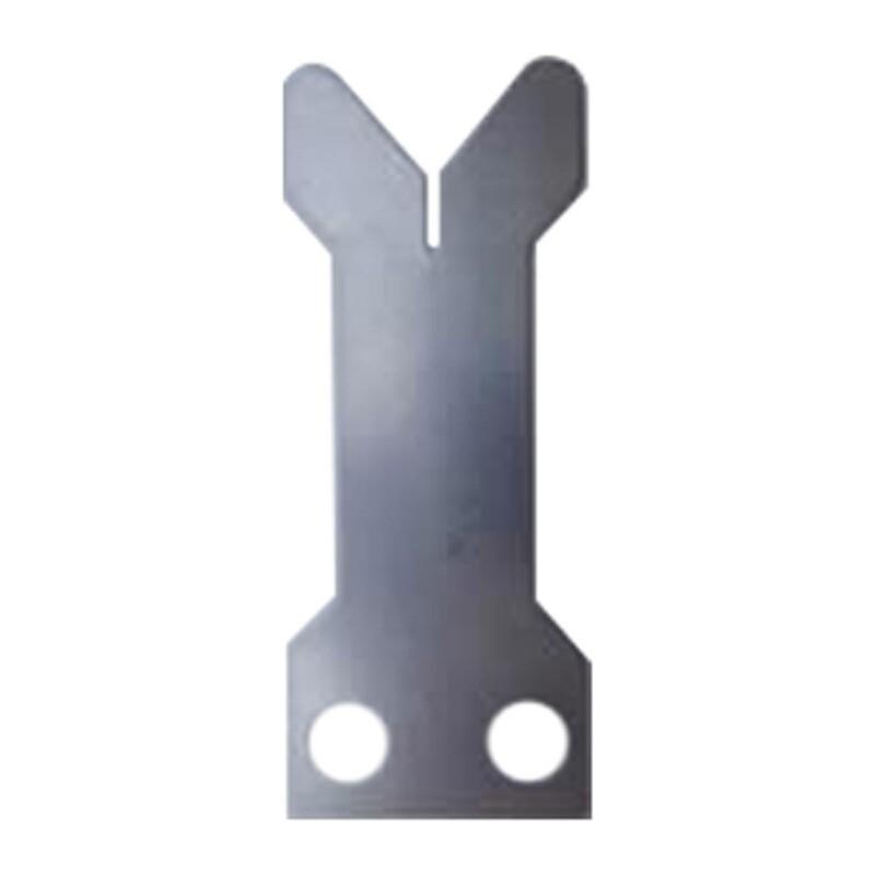 Hamskea Wide Launcher Blade Stainless Steel .012