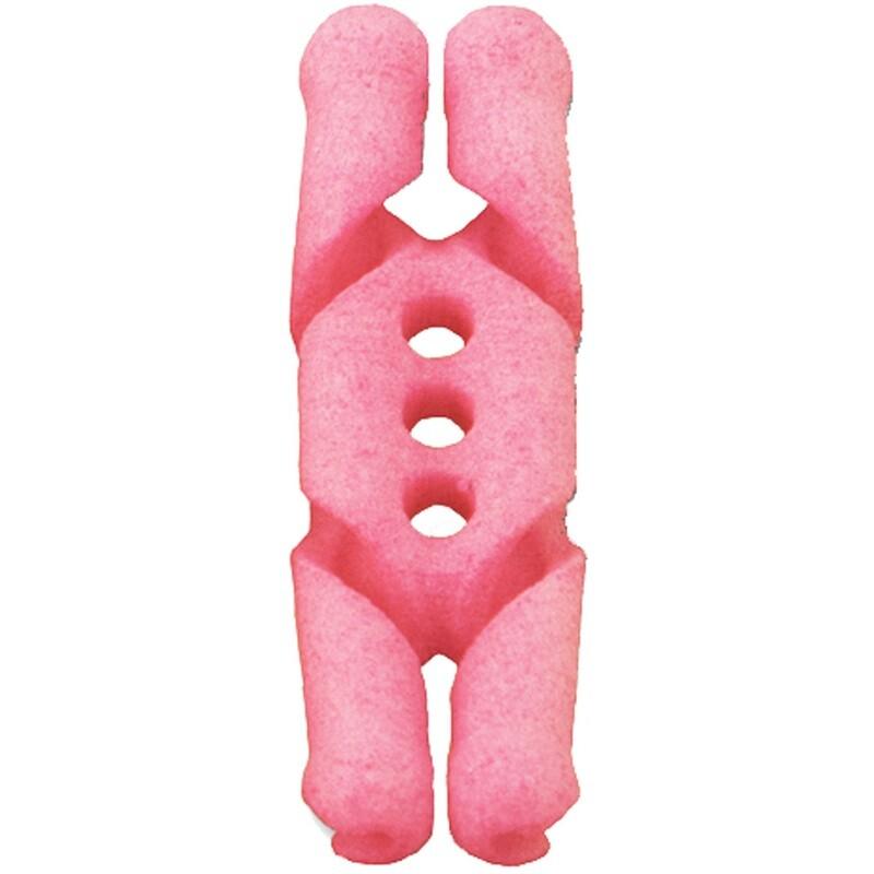 Sawtooth Anchor Knot Pink
