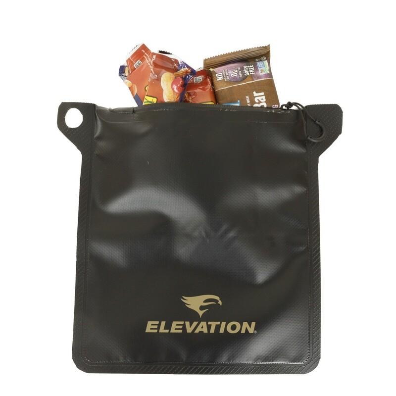 Elevation Hunt Protekt Multi-purpose Accesory Pouch Black