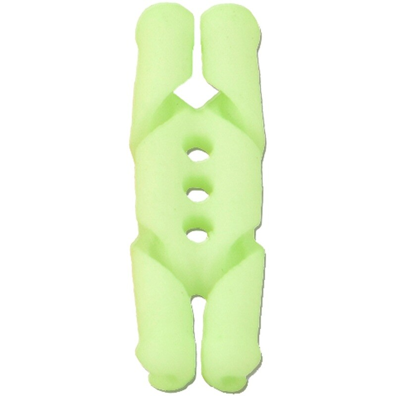 Sawtooth Anchor Knot Lime Green