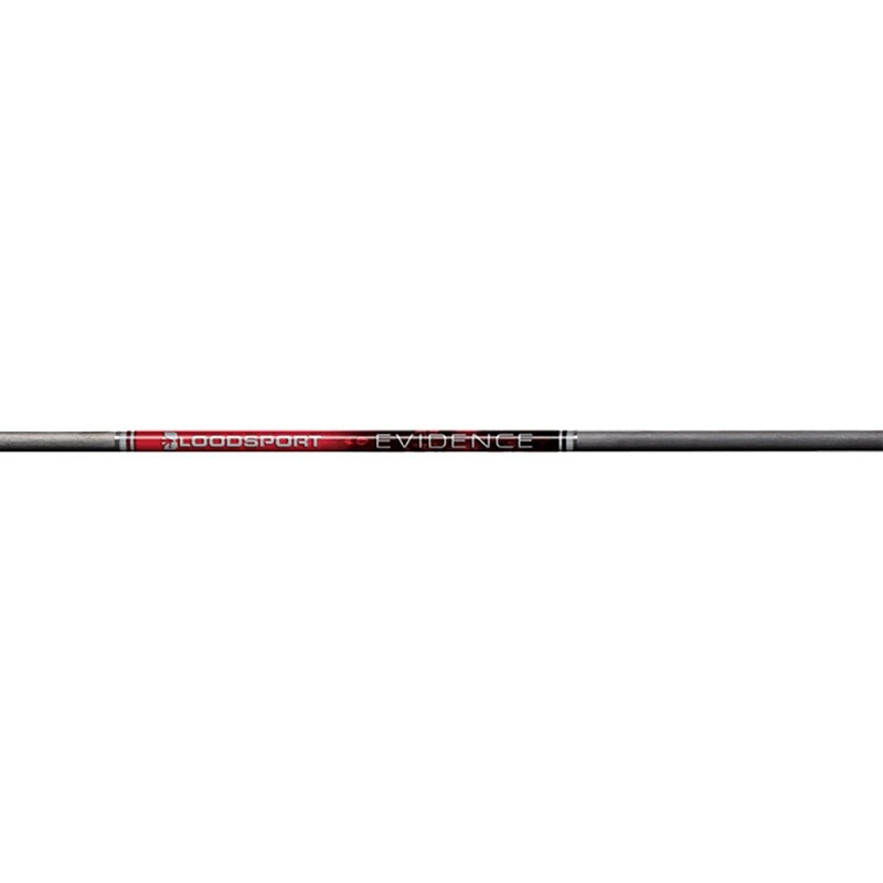 Bloodsport Evidence Shafts 350 1 Doz.