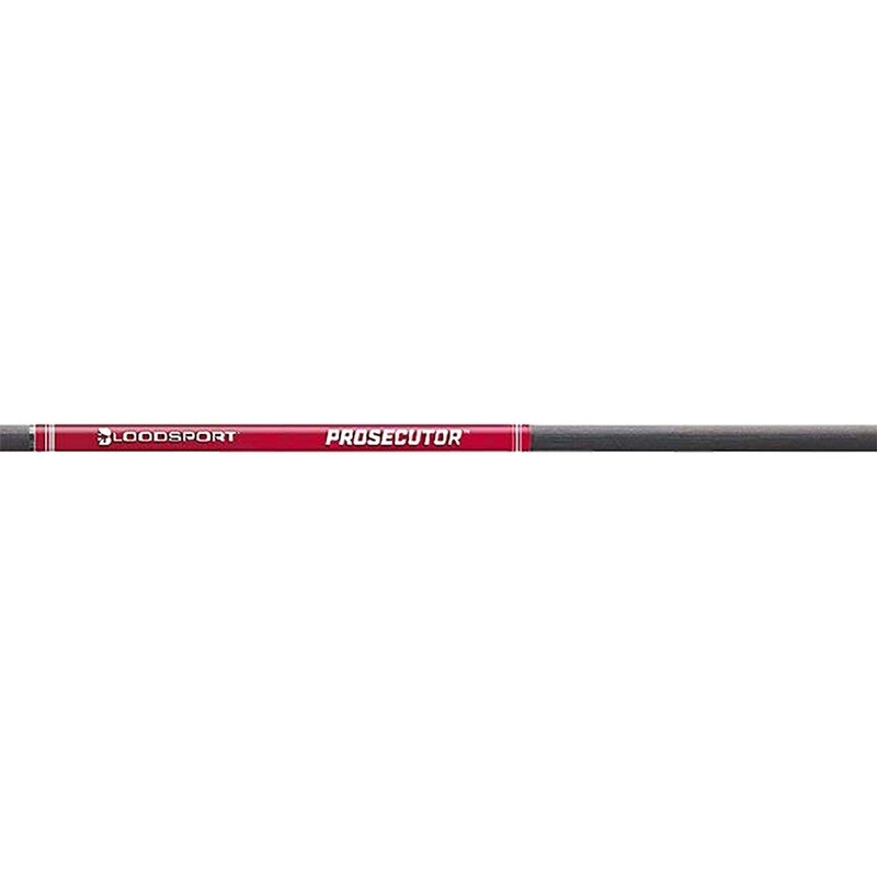 Bloodsport Prosecutor Shafts 400 1 Doz.