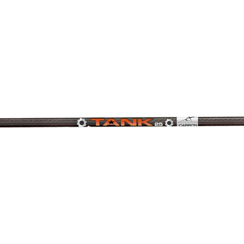 Carbon Express Tank 25 Shafts 1 Doz.
