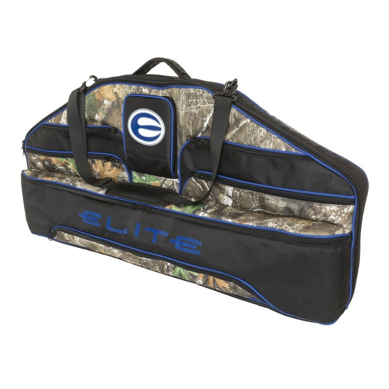 Elevation Elite Edition Bow Case Black/realtree Edge 38 In.