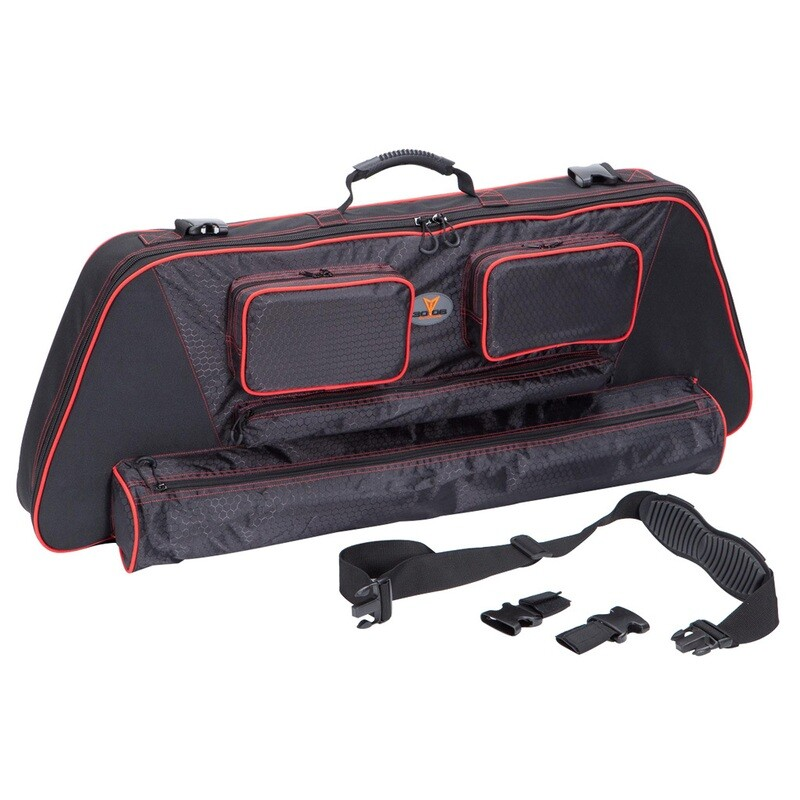 30-06 Slinger Bow Case System Red Accent
