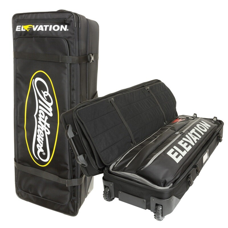Elevation Jetstream Travel Case Mathews W/ Talon 44 Bow Case