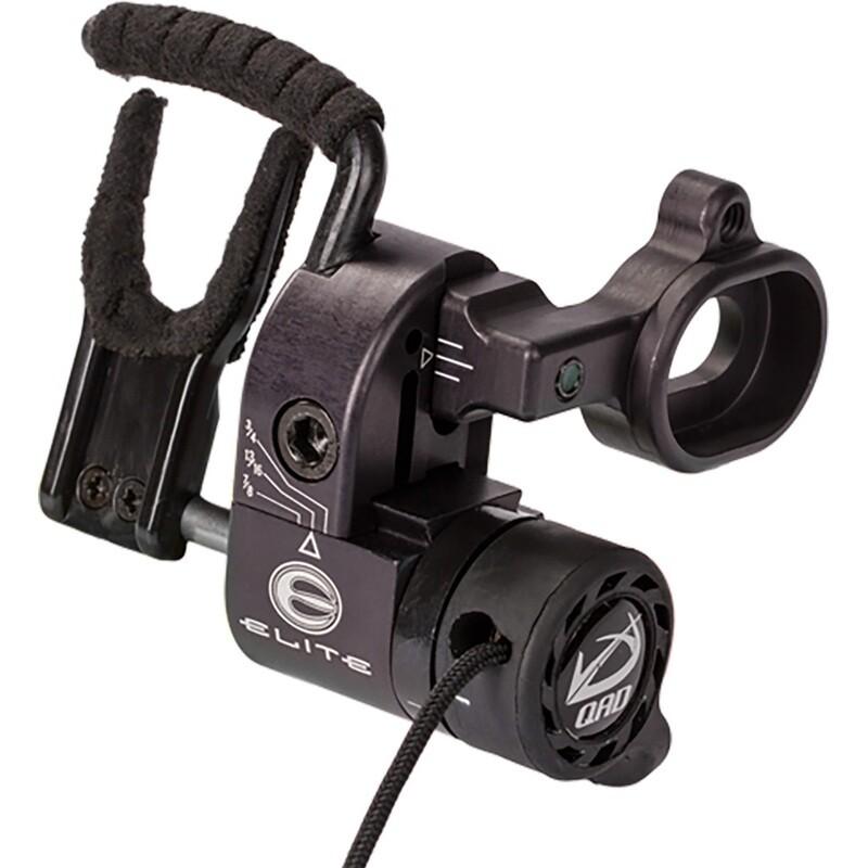 Qad Ultrarest Hdx Elite Black Rh