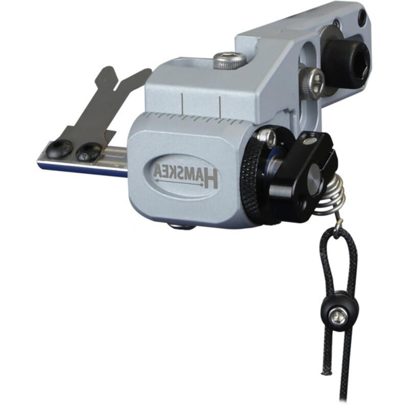 Hamskea Hybrid Target Pro Rest Silver Rh