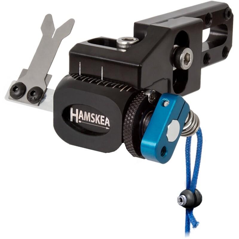 Hamskea Hybrid Target Pro Rest Blue Lh
