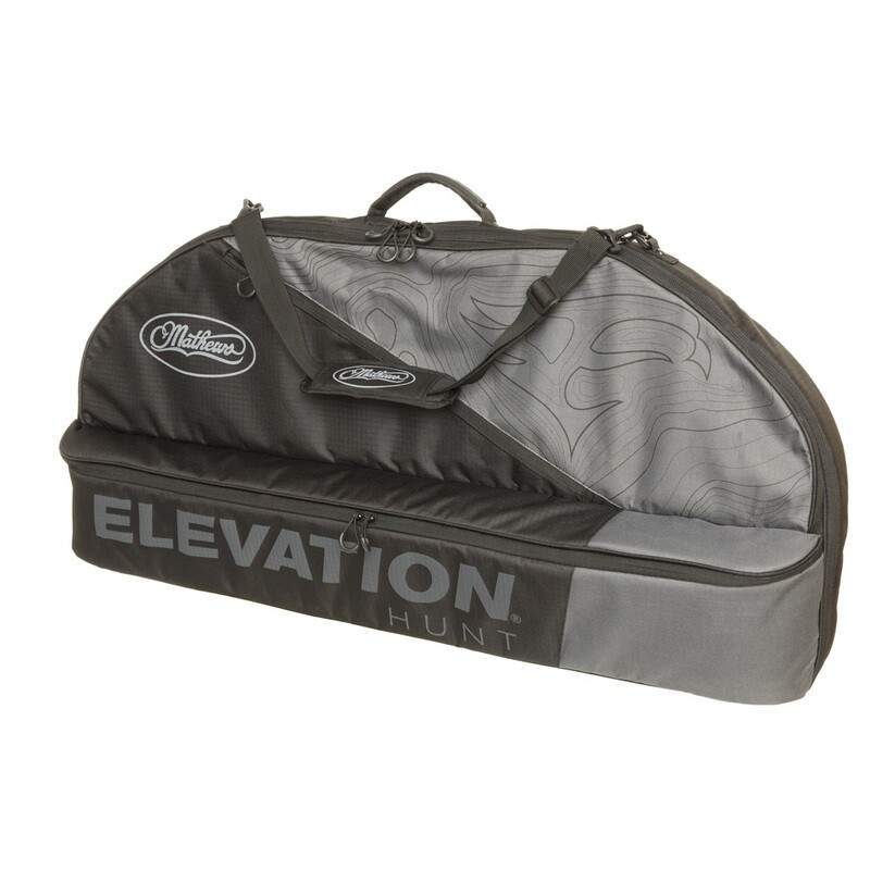 Elevation Hunt V1 Mathews Topo Bow Case Black/grey 40 In.
