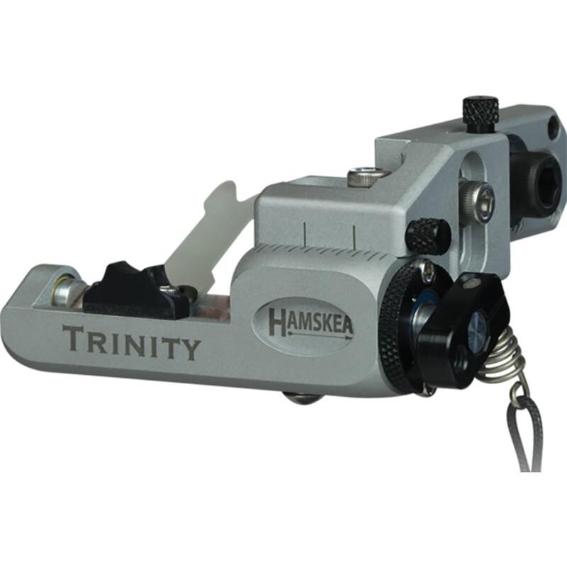 Hamskea Trinity Hunter Rest Micro Tune Silver Lh