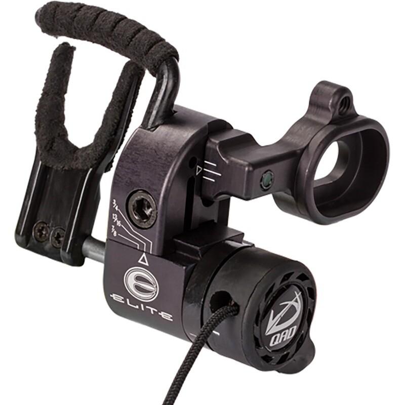 Qad Ultrarest Hdx Elite Black Lh