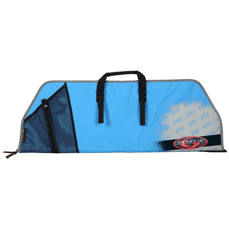 Easton Genesis Bow Case Blue