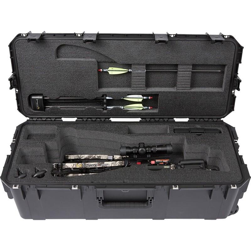 Skb Iseries Crossbow Case Black Tenpoint Nitro