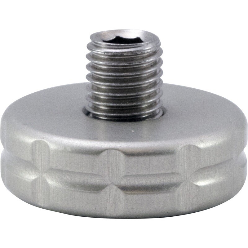 Axcel Stabilizer Weight 0.3 Oz. 1 In. Silver